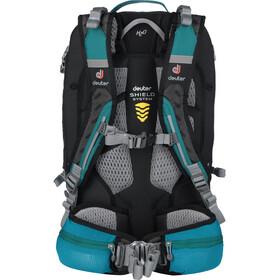 Deuter Attack Tour 28 Protector Backpack petrol-black